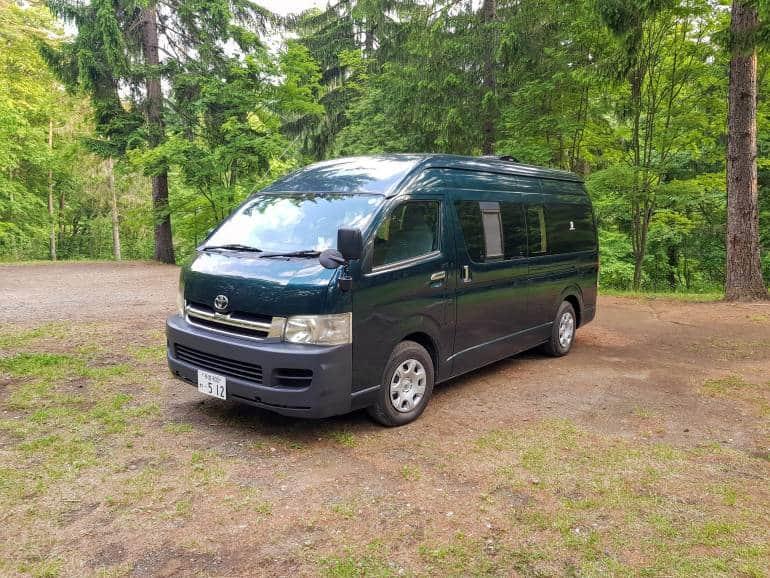 Iizuna Higashi Kogen Campground