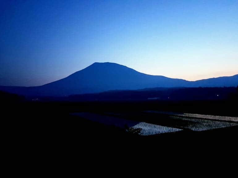 Mount Kurohime
