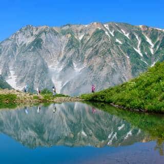 Happo-ike Pond