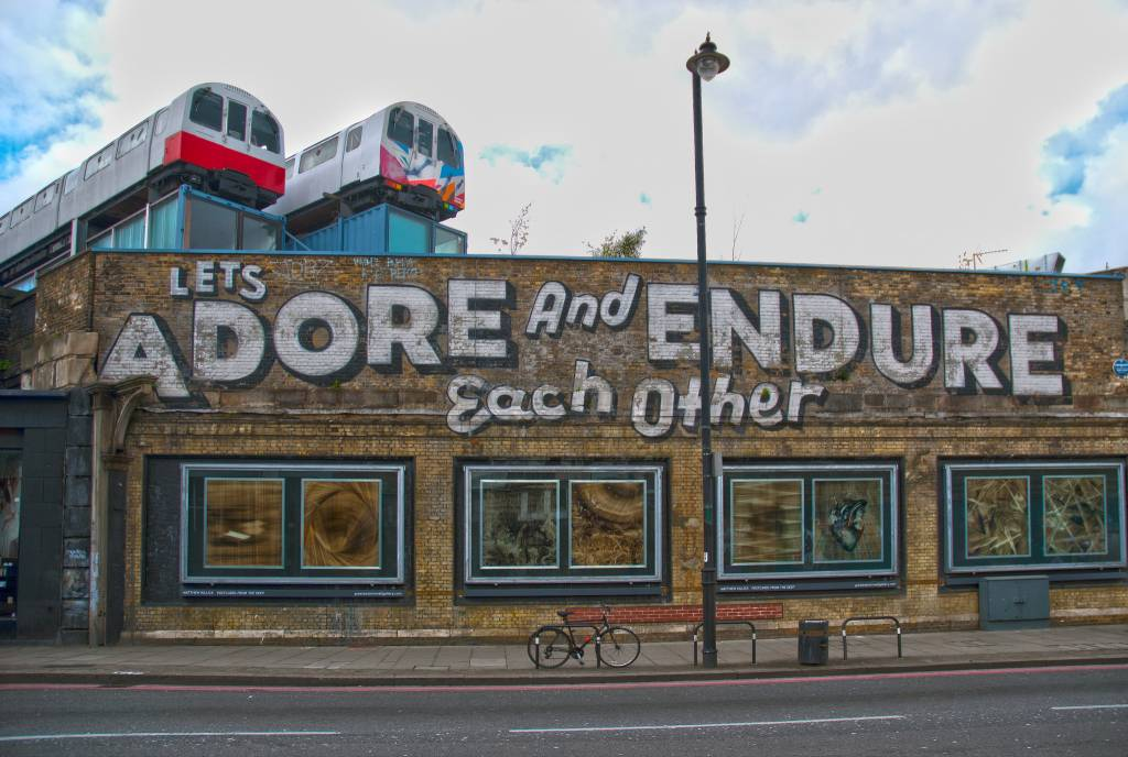 shoreditch - east london