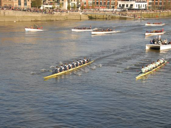 The Boat Race London
