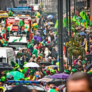 St Patrick's Day Parade and Festival