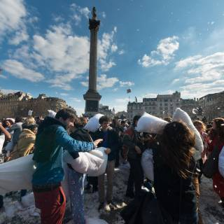 London International Pillow Fight 2021