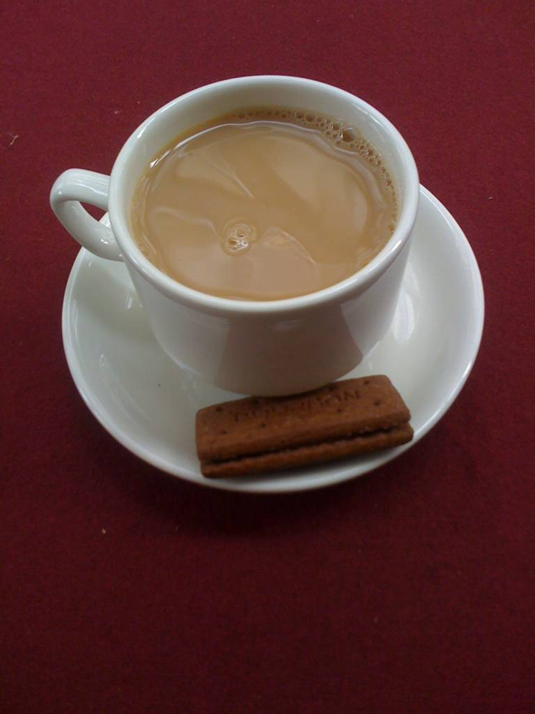 Unlimited tea, biscuits and wifi make Ziferblat a great and  affordable option