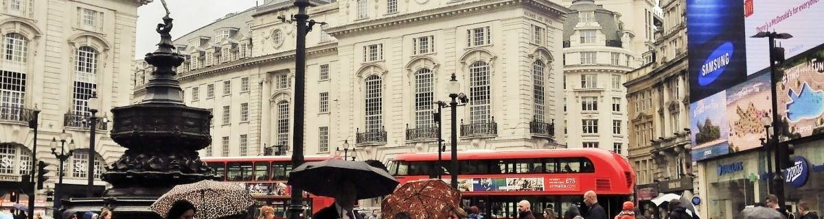 5 Great (and Cheap!) London Rainy Day Activities