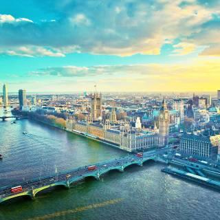 6 Stunning Cheap or Free Bird's Eye Views of London