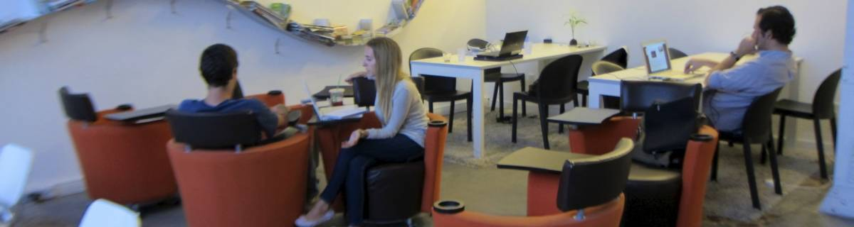 Cheap, Cool, Communal Workspaces in London