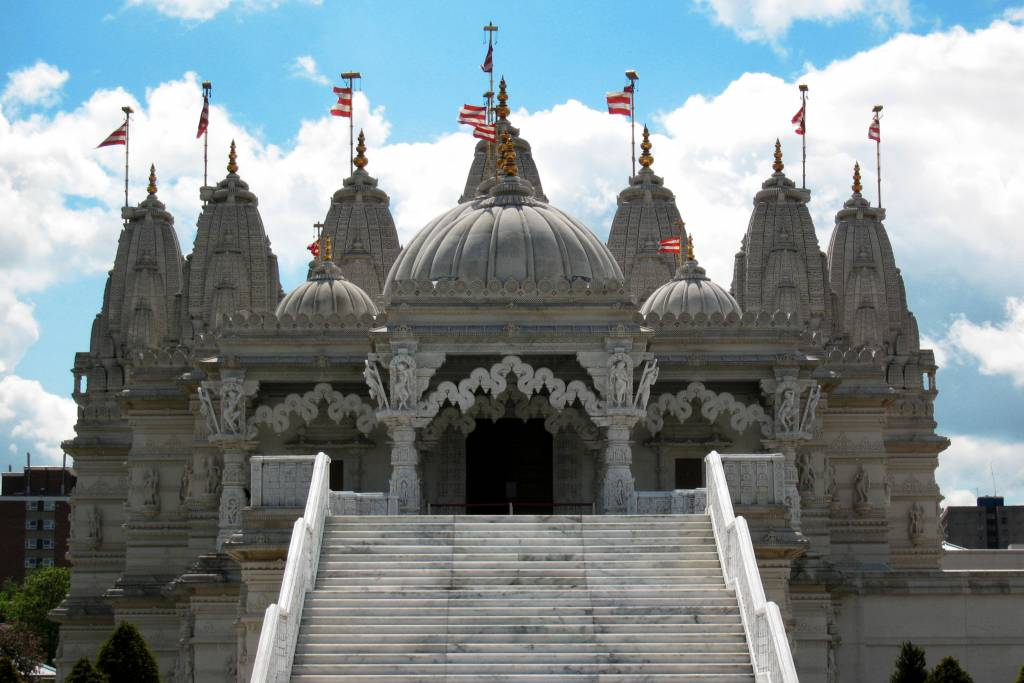hindu temple london