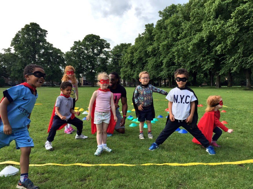 Superhero Fitness: caped crusaders and avengers assemble