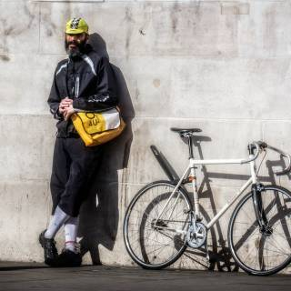 Supplement Your Income as a .... Food Delivery Bike Courier!