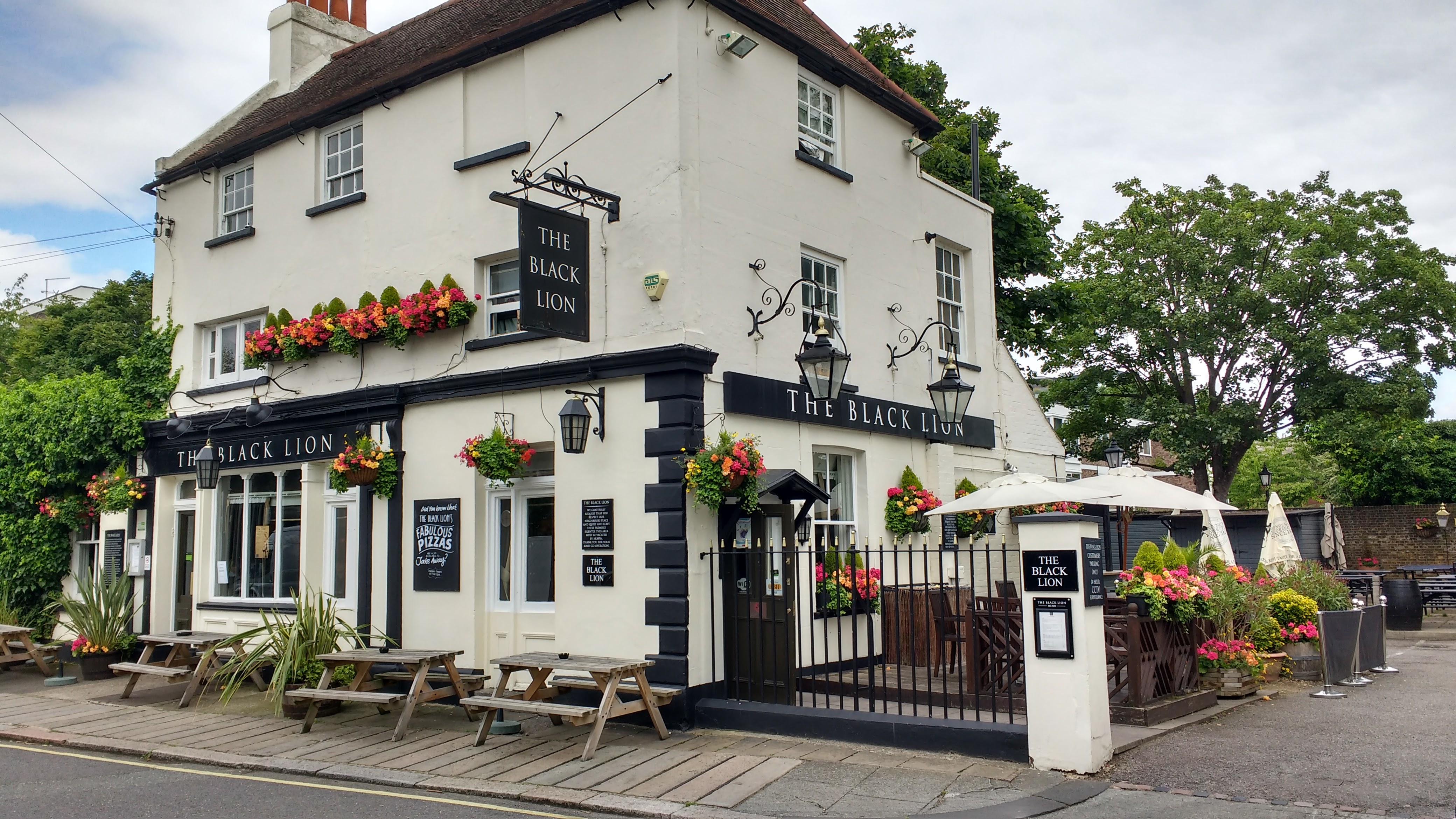 Image result for The Black Lion hammersmith pub