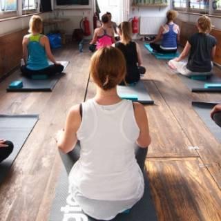 Free Floating Yoga