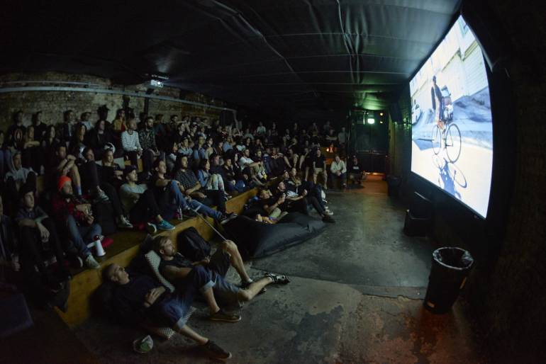 Film screening at House of Vans in London