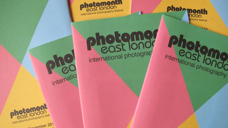 brochures for photomonth 2016