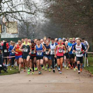 New Year's Day 10K run and 3k fun run