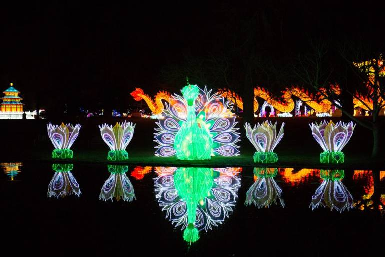 magic lanterns in Chiswick