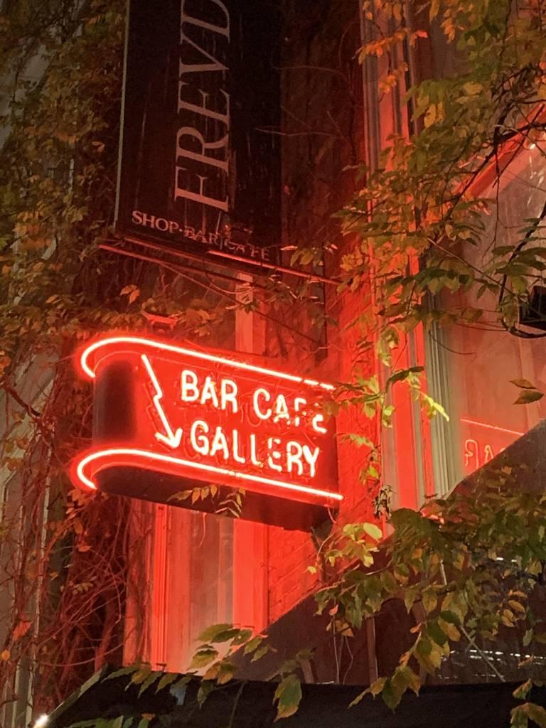 Freud bar London