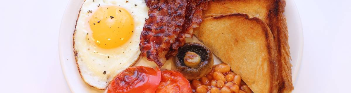 Budget Breakfasts in London for Meat-Eaters, Vegetarians and Vegans Too