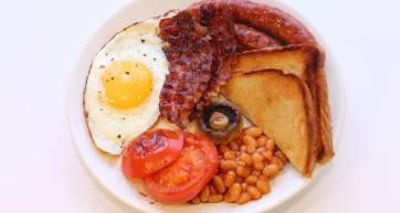 budget breakfasts in london
