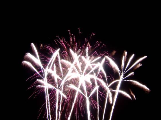 Fire and Light Festival Fireworks