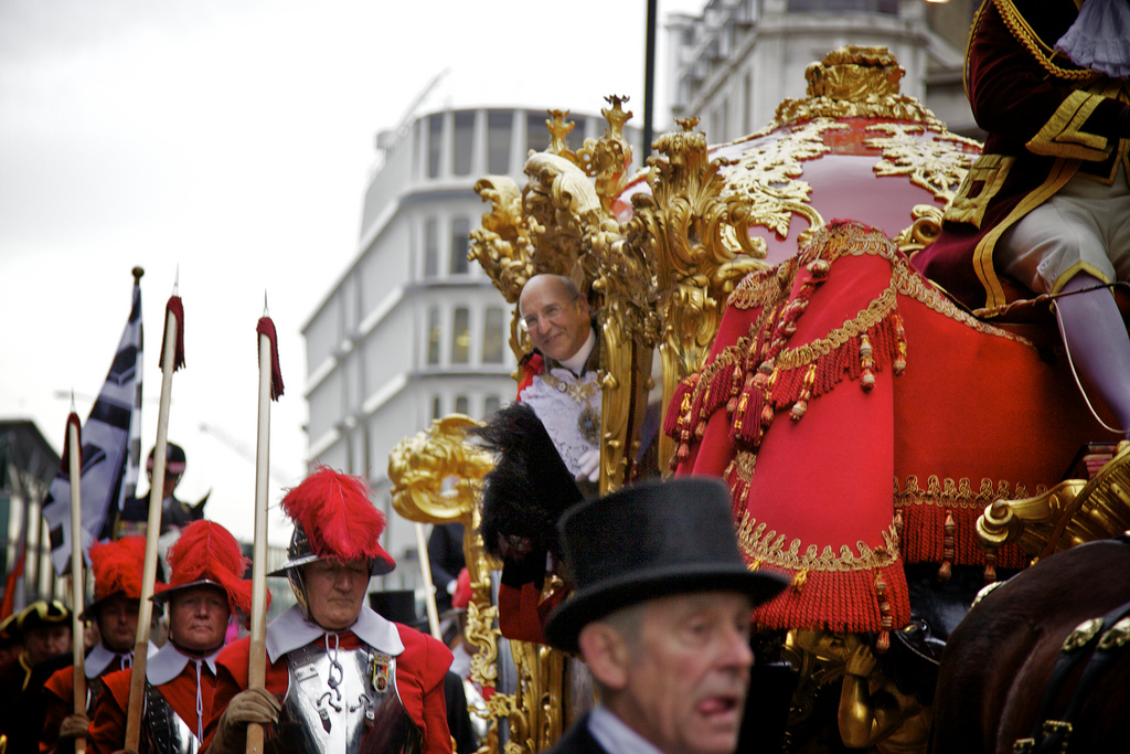 Lord Mayor's Procession