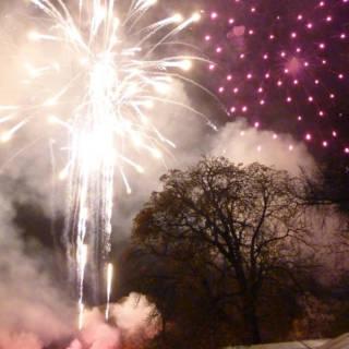 Ravenscourt Park Fireworks 2020