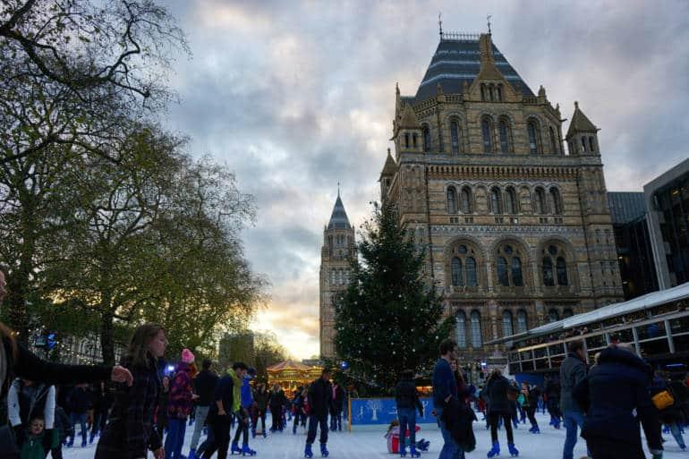 london skating