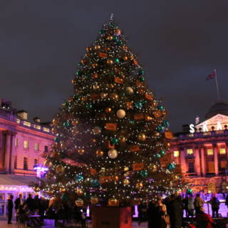 London Skating: Outdoor Ice Rinks for All the Christmas Feels