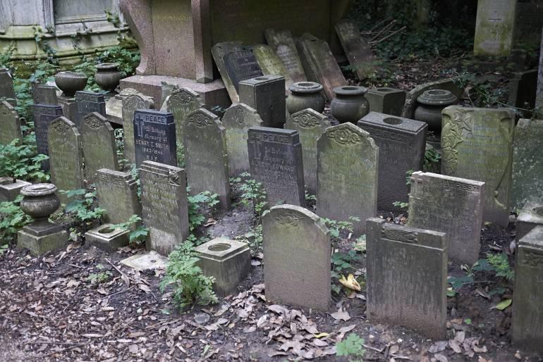 abney cemetery uk