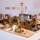 Gingerbread City Luke Hayes