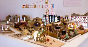 Gingerbread City Luke Hayes