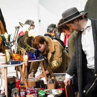 The Big London Flea