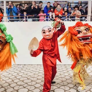 Chinese New Year Children's Day