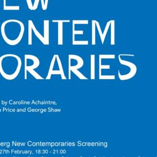 Bloomberg New Contemporaries Screening