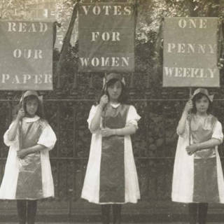 Votes for Women Centenerary Exhibition