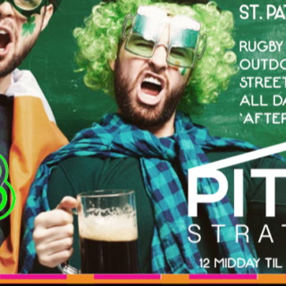 St Patrick's Day Party @ Pitch Stratford
