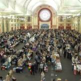 Alexandra Palace Antique Fair