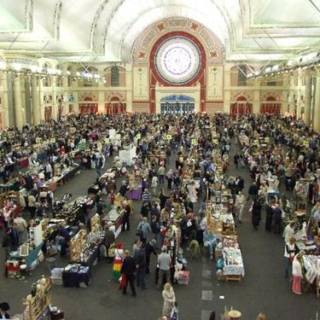 Alexandra Palace Antiques & Collectors Fair