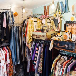 Brixton Vintage Kilo Sale