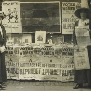 London On Wheels: A Suffragette Story