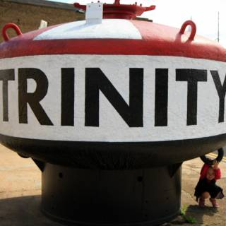Exploring Hidden London: Trinity Buoy Wharf