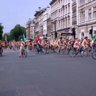 Cheapo Weekend for June 9-10: Naked Bike Rides, Open Gardens and Vintage Clothes