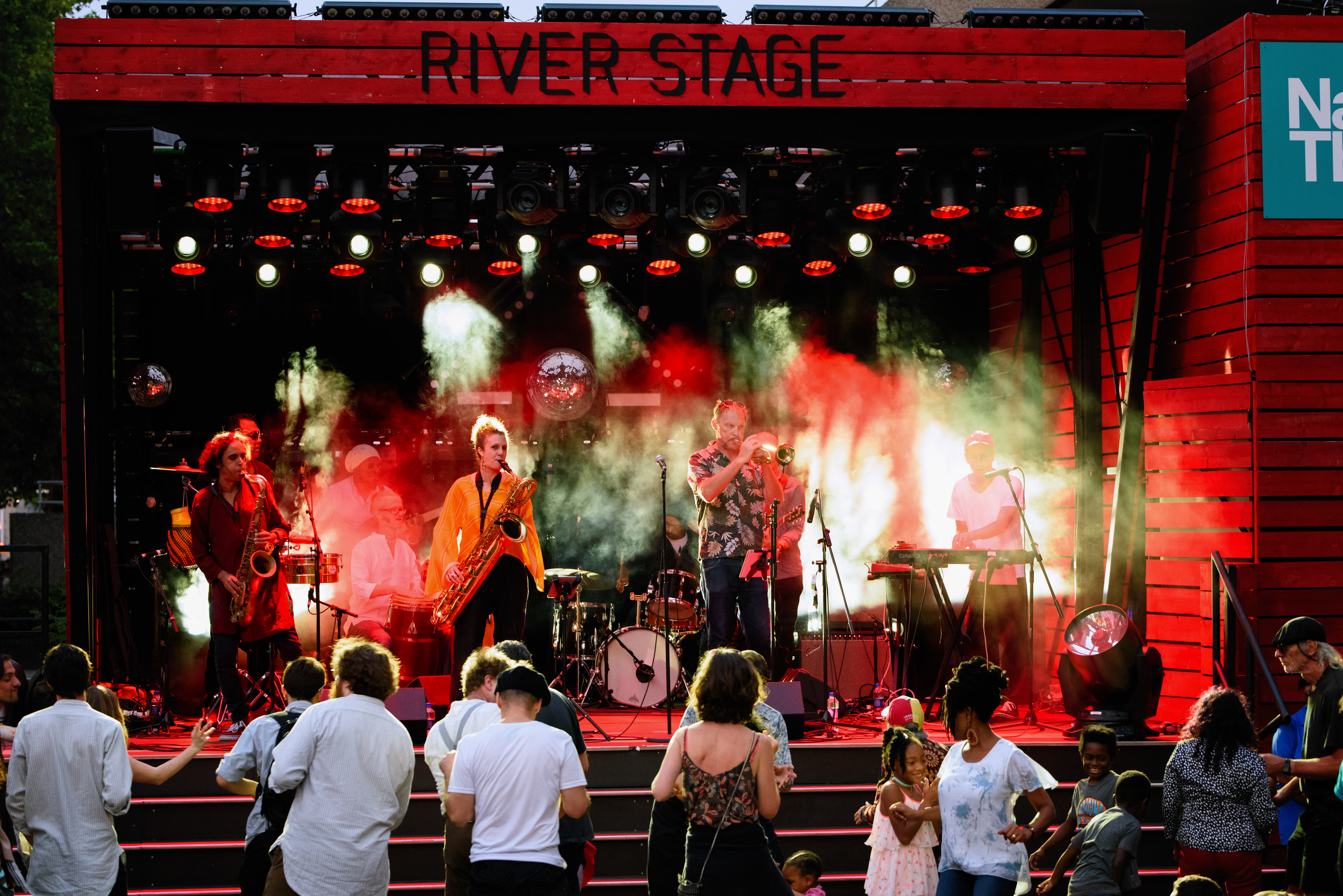 River Stage