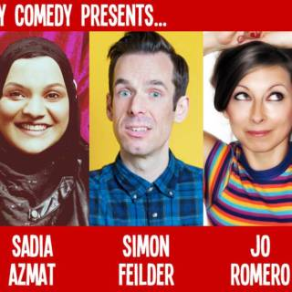 An Evening of Comedy at Drink, Shop & Do!