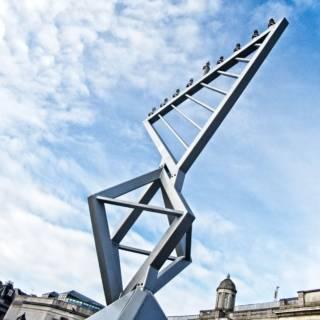 Chanukah in Trafalgar Square