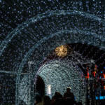 london winter illuminations