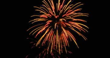 Fireworks Finchley Cricket Club