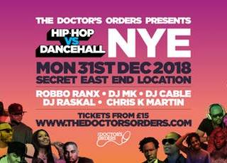 Hip Hop vs Dancehall - New Year's Eve