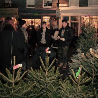 Columbia Road Christmas Wednesdays