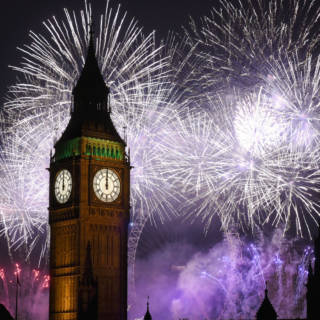 The Best New Year's Eve Parties in London 2019